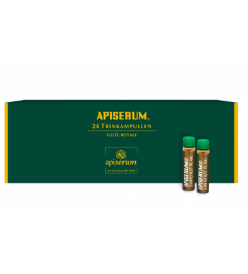 Apiserum Trinkampullen-24 Stück