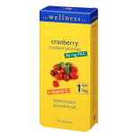 CRANBERRY                     PLUS VITAMIN C TABL