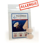 NASEN                         FILTER                      ALLERGIE-POLLEN           FIRST DEFENSE